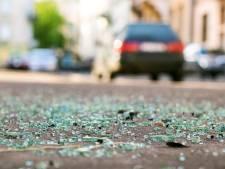 Des photos d'accidents pour sensibiliser à la vitesse élevée près des chantiers