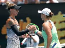 Barty door op de Australian Open