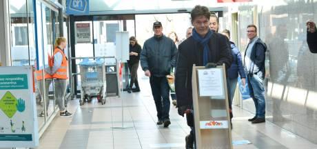 Bredase supermarkten verzamelen kindertekeningen voor ouderen