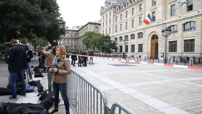 Man valt collega's aan met mes in politiekantoor Parijs: vier doden