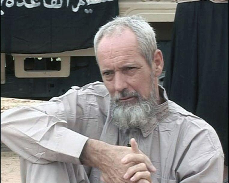 Sjaak Rijke in 2012. Beeld AFP