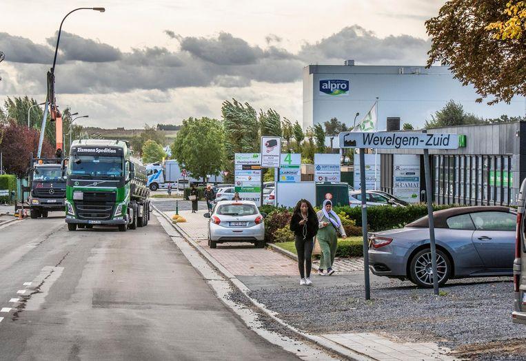 Industriezones zijn belangrijk, maar er moet ook voldoende aandacht zijn voor meer groen en voor zwakke weggebruikers.