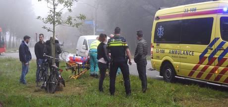 Jongen gewond na aanrijding in Riethoven
