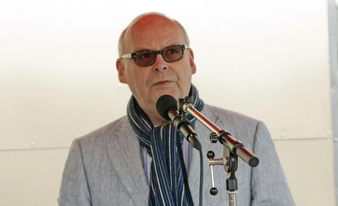 Evert Taal, interim-voorzitter van  FC Vlotbrug.