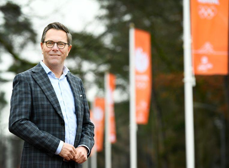 Marc van den Tweel verhuist van Natuurmonumenten naar NOCNSF. Beeld Hollandse Hoogte /  ANP