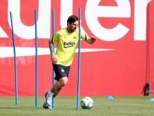 LIVE | Barcelona hervat training, Jovic loopt blessure op in quarantaine