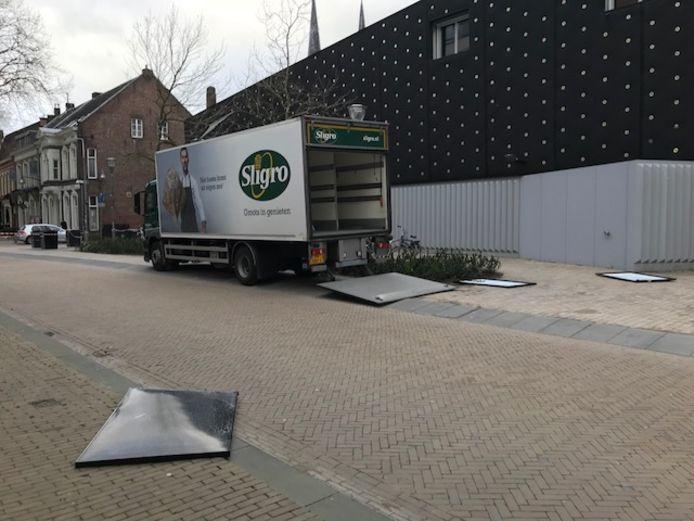 Zonnepanelen bij 013 in Tilburg.