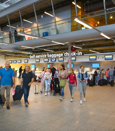 Gevolgen van groeiend Schiphol voor Eindhoven  Airport ongewis