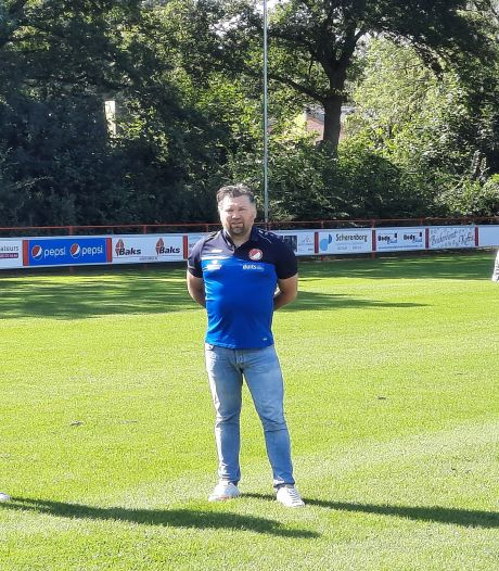 Bert van Losser volgt Peter Jansen op als hoofdtrainer bij Reünie Borculo