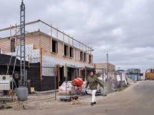 Verkoop van woningen in de nieuwe wijk Reigerskant in Esch van start, voorlopig acht huizen voor starters