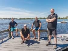De gondelvaart gaat niet door, maar Belt-Schutsloot heeft toch nog een feestje op het water