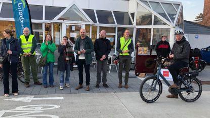 Fietsersbond stelt fietsrapport voor