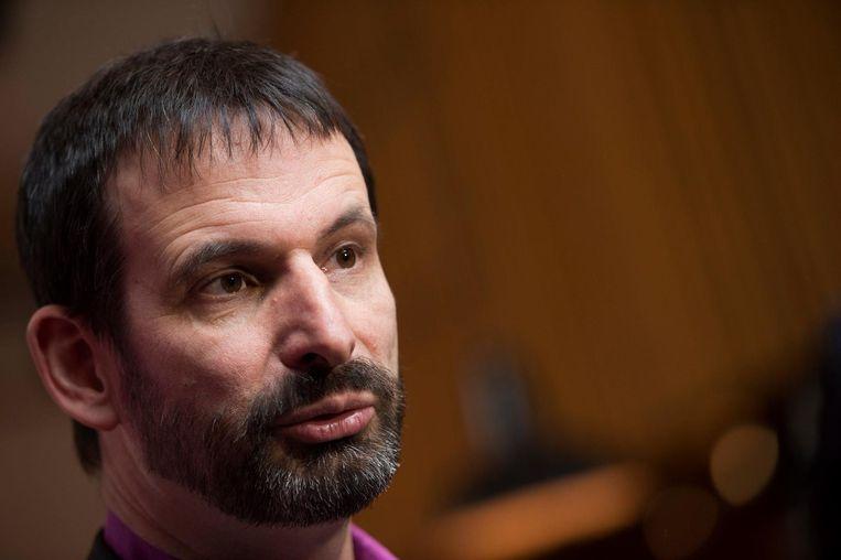 Unia-directeur Patrick Charlier. Beeld photo_news