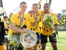 Deventer voetballer Cali Daniel na eindeloze reis weer thuis