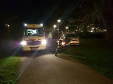 Man mishandeld in park Nieuw-West