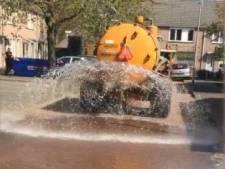 Waarom Vlijmen haar straten onder water zette