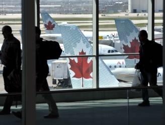 Horrorduik Air Canada blijkt schuld slaapdronken piloot