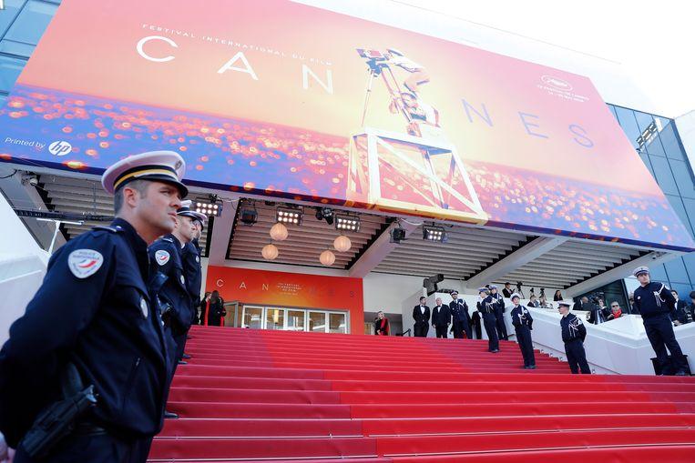 Het belangrijkste filmfestival van Frankrijk is dit jaar aan zijn 74ste editie toe. Beeld EPA