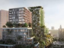 Woontorens in Utrechts stationsgebied moeten bijdragen aan gezonder leefklimaat