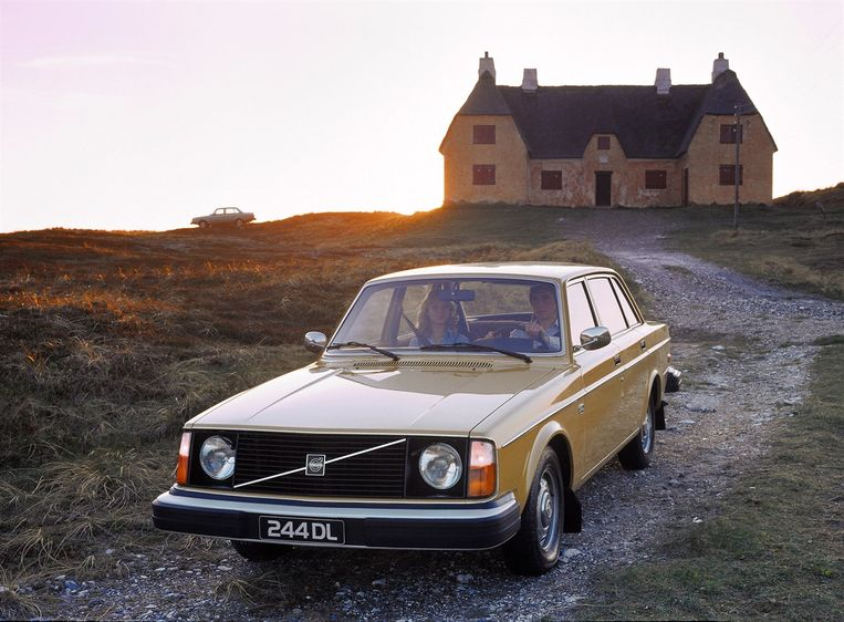 Volvo 244 Beeld