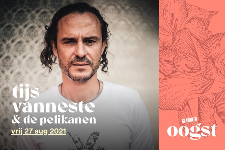Tijs Vanneste & De Pelikanen is de eerste naam van Gladiolen Oogst.