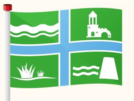 Wat wordt de eigen vlag voor het Land van Maas en Waal?