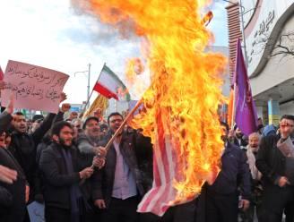 Dodentol bij protesten in Iran blijft stijgen: 115 doden volgens Amnesty International