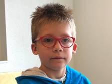 Milan (6) krijgt eerste kinderlintje van Berg en Dal: hij helpt de wensen van zieke kinderen te vervullen