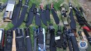 Australische politie vindt gigantisch wapenarsenaal bij ontslagen cipier