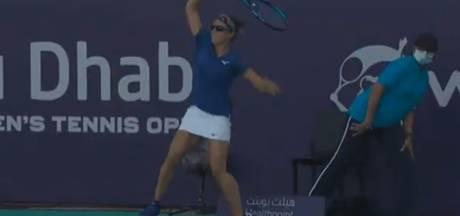 """Kirsten Flipkens fait le point sur sa blessure: """"L'objectif, c'est l'Open d'Australie"""""""
