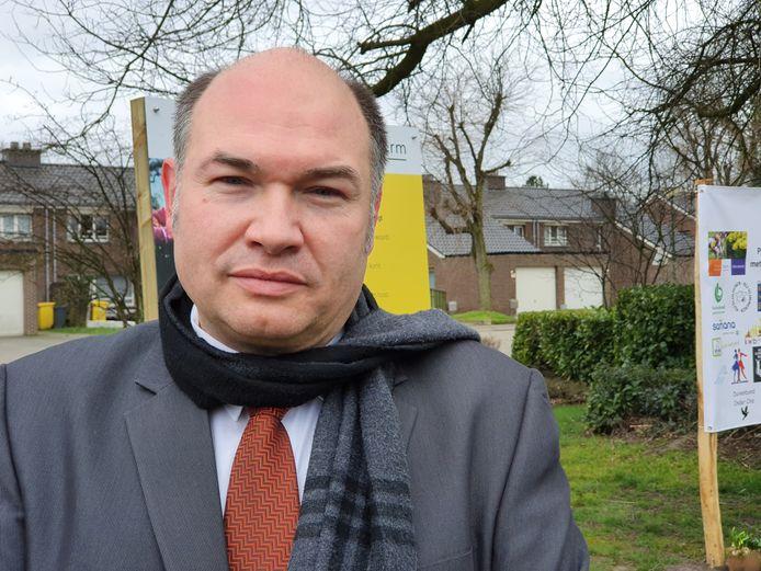 Burgemeester Bart Craane (CDE-Vlim.be) van Beerse