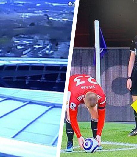 Vrouwelijke grensrechter in beeld? Iraanse tv grijpt keihard in bij Engelse voetbaltopper