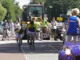 Tour de Schalkwijk: 'Zo kun je de held worden van het hele dorp'