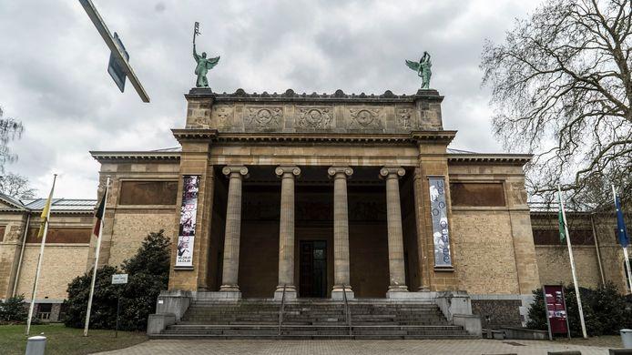 Het Museum voor Schone Kunsten in Gent.
