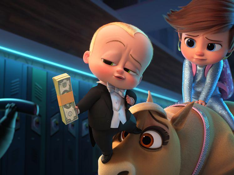 Drie sterren voor vervolg op The Boss Baby: weinig grensverleggende animatie
