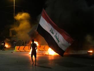 Demonstranten vallen Iraans consulaat in Irak aan
