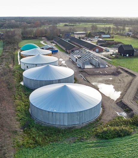 Buren vragen provincie om mestfabriek Nistelrode te sluiten