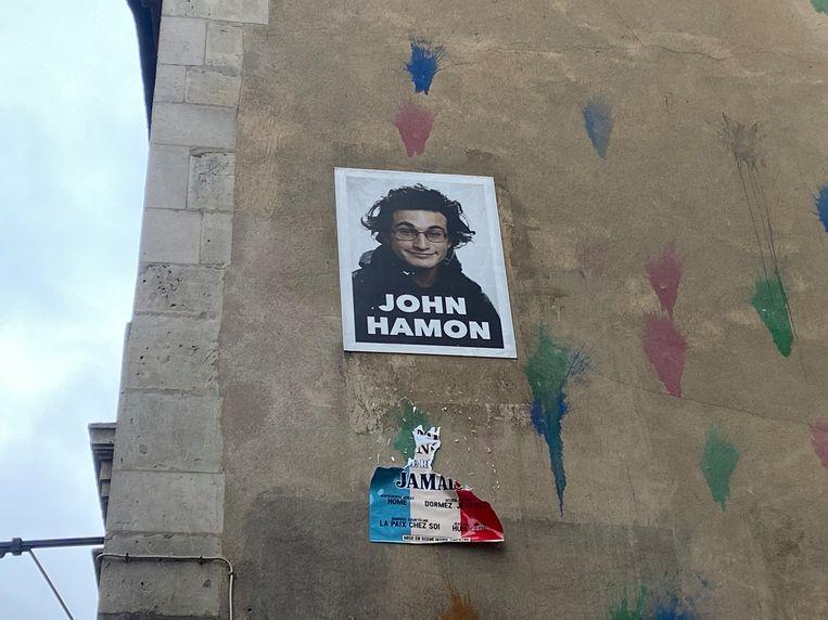 Hee, daar hebben we John! Beeld Daan Kool