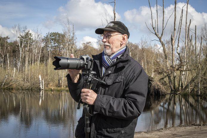 Nijverdaller Willem Kulsdom wil dat er een einde komt aan het sluipverkeer op de Blokkendijk. Het verstoort, volgens hem, de vele vogelsoorten die in het gebied voedsel vinden en broeden.