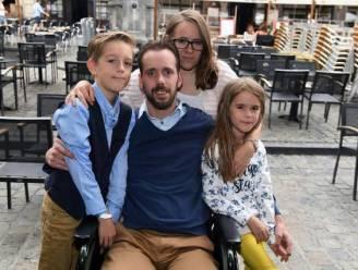 """Hoe toegankelijk is Leuven? Onze reporter vroeg het aan MS-patiënt Jan Heremans: """"Ik weet ondertussen elke losse steen liggen in de stad"""""""