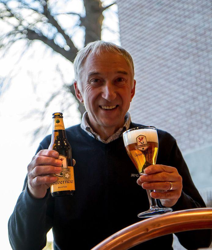 Theo Sonnemans: 'Bierbrouwen is een vak, net als bierproeven.'