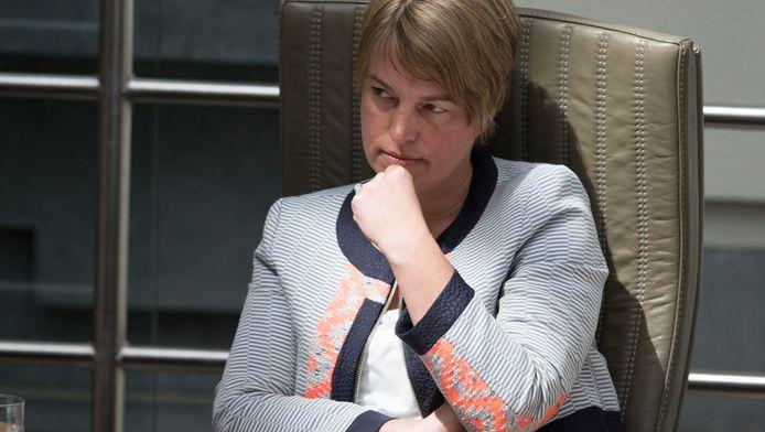 Vlaams minister van Omgeving, Natuur en Landbouw Joke Schauvliege (CD&V).