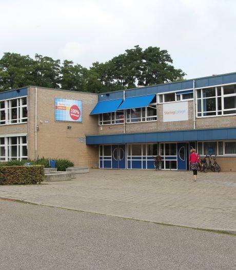Nieuwbouw Staring College: extra geld nodig voor campus op De Wildbaan in Borculo