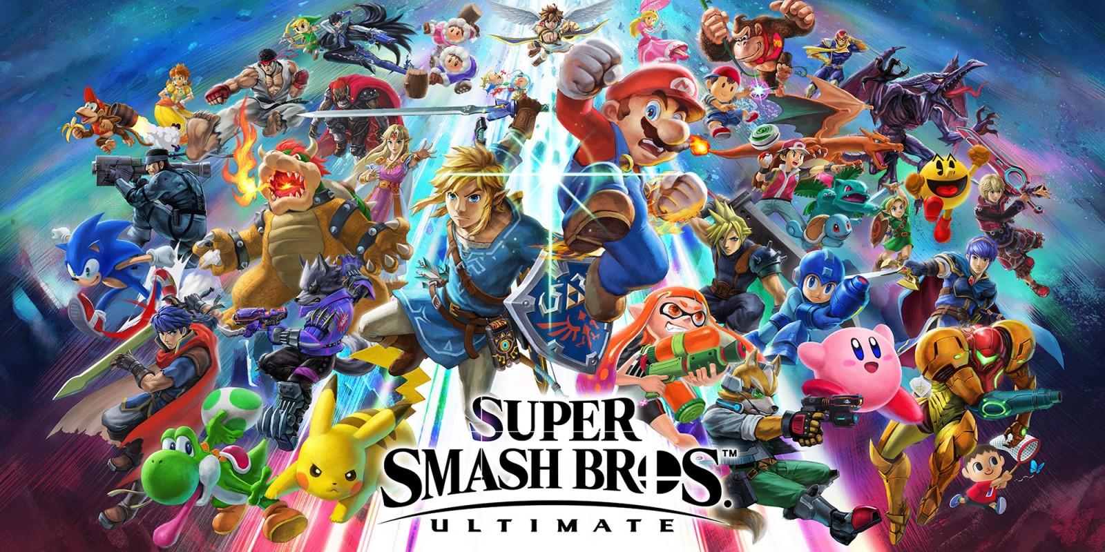 Poppodium P60 in Amstelveen is de locatie waar het eerste fysieke en grote Super Smash Bros Ultimate toernooi plaatsvindt op 10 juli.