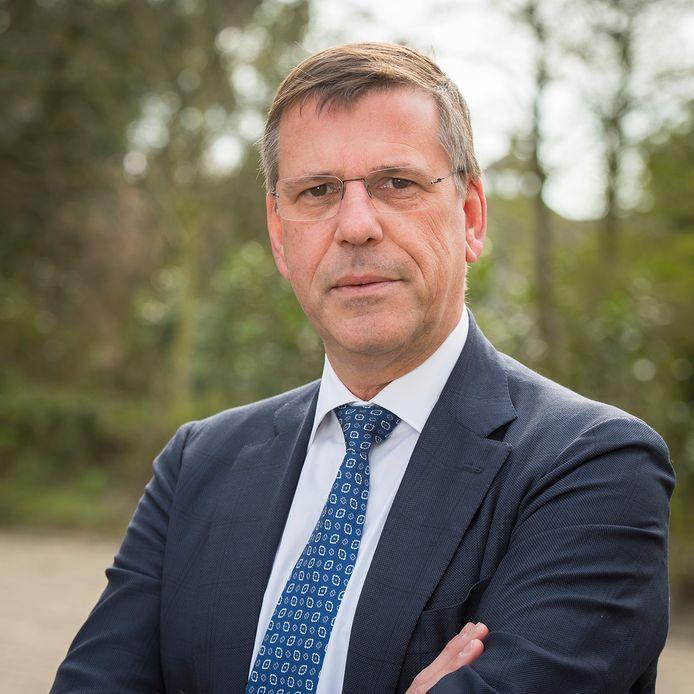 Eric de Ruijsscher is voorzitter van de afdeling Zeeland van werkgeversorganisatie VNO-NCW