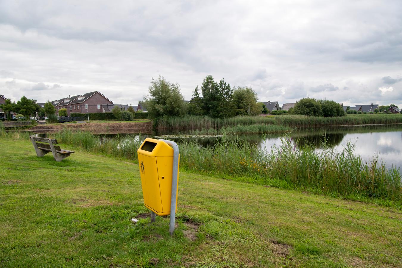 Veel van de klachten, zoals ook achtergelaten afval, komen uit de aangrenzende woonwijk.