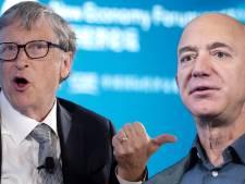 Les dix hommes les plus riches au monde possèdent plus que l'ensemble des 85 pays les plus pauvres