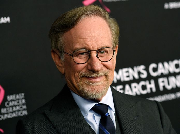 Steven Spielberg en 2019.