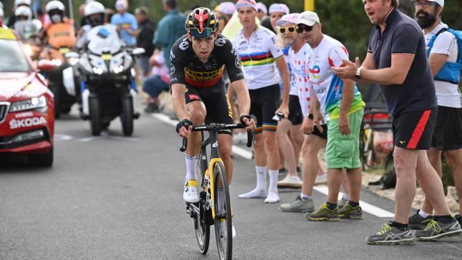 Van Aert na verhaal over 'vreemd geluid' uit fietsen Tour-renners: 'Ik kan het niet geloven'