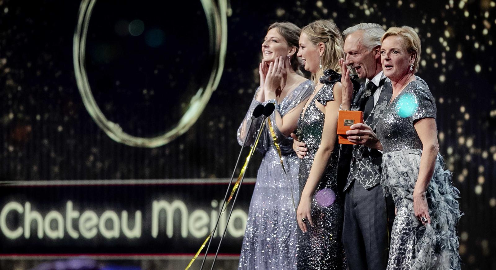 Tijdens het Televizier-Ring Gala, vorig jaar.